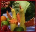 Vegetable Birds